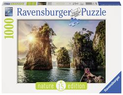 Three rocks in Cheow, Thailand (1000 stukjes)