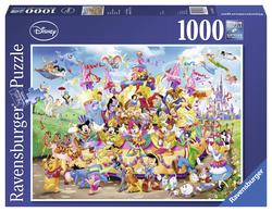 Disney optocht (1000 stukjes)