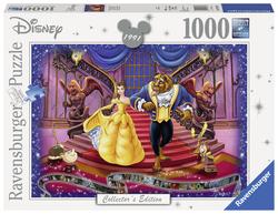 Disney Belle en het Beest (1000 stukjes)