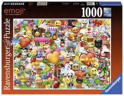 Emoji II (1000 stukjes)