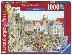 Fleroux Munchen (1000 stukjes)