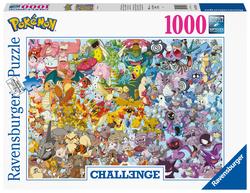 Challenge - Pokémon (1000...