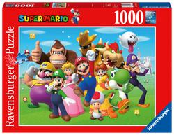 Super Mario (1000 stukjes)