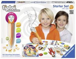 Tiptoi Starterset - Spel...