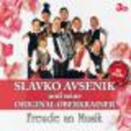 FREUDE AN MUSIK SLAVKO AVSENIK, CD