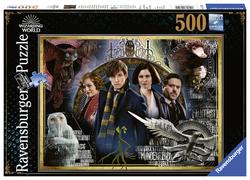 Fantastic Beasts - Crimes of Grindelwald (500 stukjes)