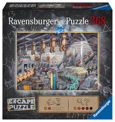Escape puzzel - Toy Factory...