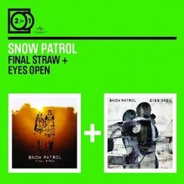 FINAL STRAW/EYES WIDE.. .. OPEN//2 FOR 1 SERIE Audio CD, SNOW PATROL, CD