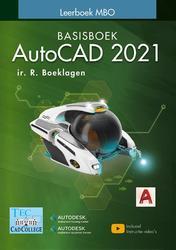 AutoCAD 2021: mbo: Leerboek