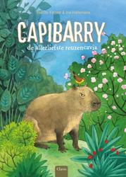Capibarry, de allerliefste...