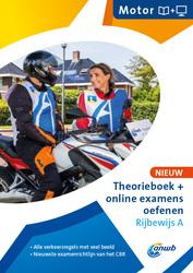 Theorieboek Rijbwijs A +...