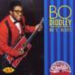 BO'S BLUES 22 TRACK CHECKER/CHESS BLUES MATERIAL Audio CD, BO DIDDLEY, CD