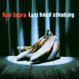 LAST BAND STANDING RECORDED LIVE IN BRUGES, 28-10-2000 Audio CD, RED ZEBRA, CD