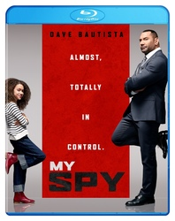 My spy, (Blu-Ray)