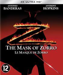 Mask of Zorro, (Blu-Ray 4K...
