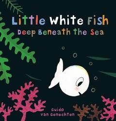 Little white fish deep...