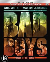 Bad boys trilogy, (Blu-Ray...