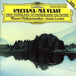 MA VLAST WIENER PHILHARMONIKER CONDUCTED BY JAMES LEVINE Audio CD, BEDRICH SMETANA, CD