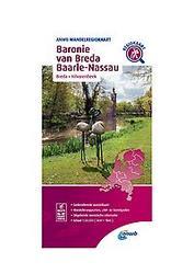 Wandelregiokaart Baronie...