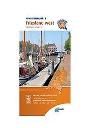 Fietskaart 6 - Friesland...