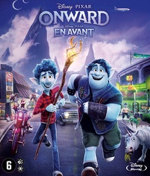 Onward, (Blu-Ray)