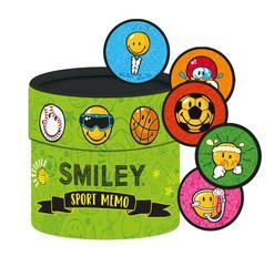 Smiley Sport Memo