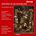VOCAL MUSIC II DUFAY COLLECTIVE