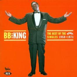 BEST OF THE KENT YEARS SINGLES 1958-1971, 25 TRACKS Audio CD, B.B. KING, CD