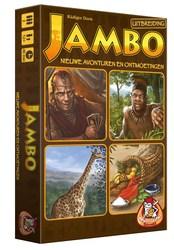 Jambo - Nieuwe Avonturen en...