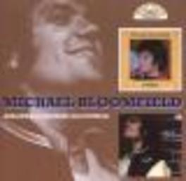 ANALINE/MICHAEL BLOODFIEL 2 ON 1, 1977 & 1978 ALBUMS Audio CD, MIKE BLOOMFIELD, CD