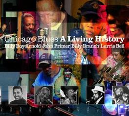 CHICAGO BLUES -A LIVING.. ..HISTORY/W:JOHN LEE WILLIAMSON/MEL LONDON/& MANY MORE Audio CD, V/A, CD