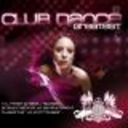 CLUB DANCE GREATEST W:FINGER & KADEL/AQUAGEN/SUNBEAM/FRAGMA/DJ TLX/& MORE Audio CD, V/A, CD