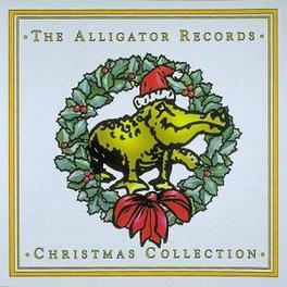 ALLIGATOR RECS CHRISTMAS. ALLIGATOR RECORDS//W/KOKO TAYLOR/KENNY NEAL/LIL'ED/A.O. Audio CD, V/A, CD