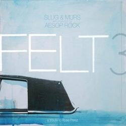 FELT 3:A.. -COLOURED- .....