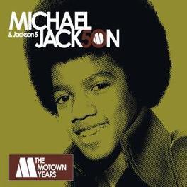 MOTOWN YEARS 50 Audio CD, JACKSON, MICHAEL & JACKSO, CD
