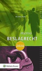 Memo beslagrecht / 2020