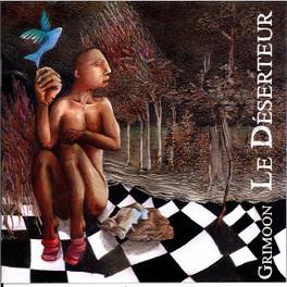 LE DESERTEUR INFLUENCED BY ARCADE FIRE/BLACK MOUNTAIN/CALEXICO GRIMOON, CD