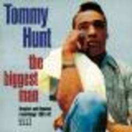 BIGGEST MAN SCEPTRE AND DYNAMO RECORDINGS 1961-67 Audio CD, TOMMY HUNT, CD