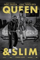 Queen & Slim, (Blu-Ray)