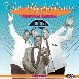 SPEEDIN' FEAT. VERNON GREEN Audio CD, MEDALLIONS, CD