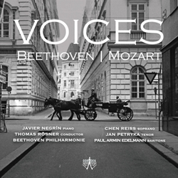 VOICES: BEETHOVEN/MOZART...