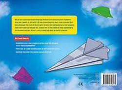 Papieren vliegtuigjes -...