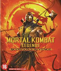 Mortal kombat legends -...