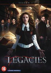 Legacies - Seizoen 1, (DVD)