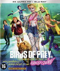Birds of prey, (Blu-Ray 4K...