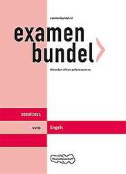 Examenbundel vwo Engels...