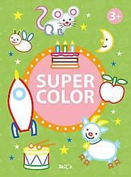 Super color 3+ (groen)