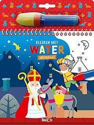 Kleuren met water -...