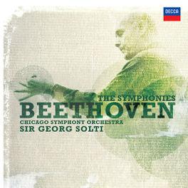 COMPLETE SYMPHONIES C.S.O./SIR GEORG SOLTI Audio CD, L. VAN BEETHOVEN, CD