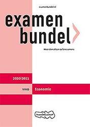 Examenbundel vwo Economie...